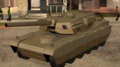 Code sur le tank Rhino de GTA San Andreas