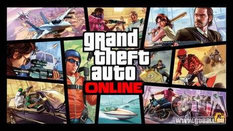 Jeu de l'équipe de GTA Online: une mise à jour de 7.05.14