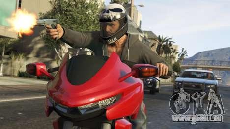 Mise à jour «The High Life» pour GTA Online