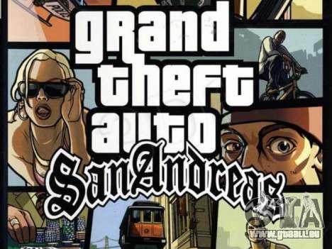 Européens communiqués de presse: GTA SA PC