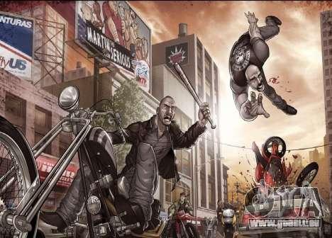 GTA: Sammlung von lustigen Bildern
