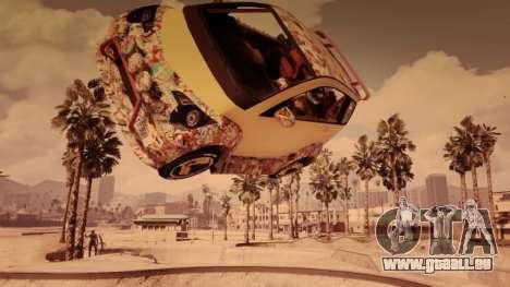 GTA Online: une mise à jour, des vidéos et des concours