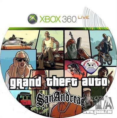 Communiqué de GTA SA Xbox en Europe et en Australie