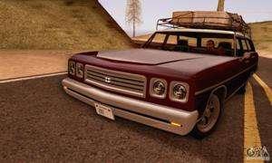 Dundreary Regina V1.0 für GTA San Andreas
