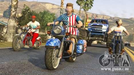 le Jour de l'indépendance dans GTA Online