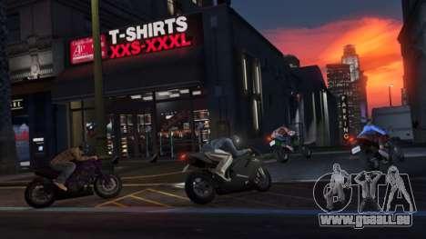 le TOP 10 des missions à l'anniversaire de GTA SA