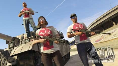 ein Wochenende in GTA Online: Wettbewerbe und Boni