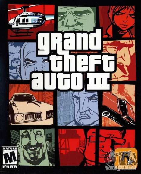 13 ans après la sortie de GTA 3 PS en Europe