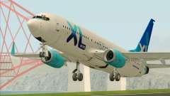 Boeing 737-800 XL Airways pour GTA San Andreas