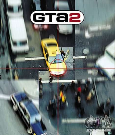 14 ans de la version de GTA 2 pour la Game Boy Color en Europe