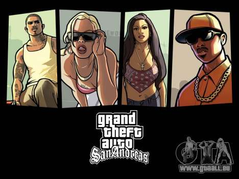 Communiqués de GTA pour Android: San Andreas