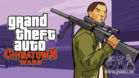 Mise à jour de GTA CW: iOS, Android, Amazon