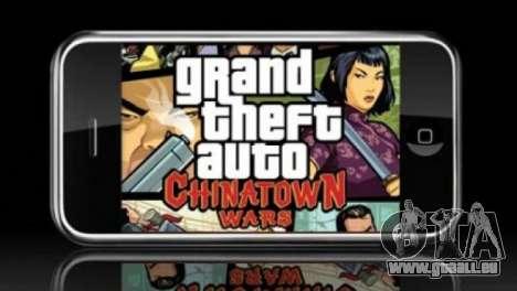 Mise à jour de GTA CW: iOS, Android, Amazon