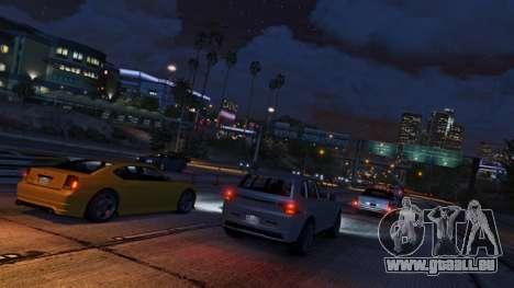 Décalage de la date de sortie de GTA 5 PC