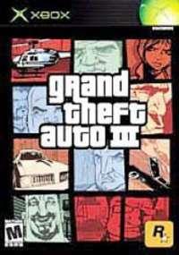 Cheats pour GTA 3 XBOX