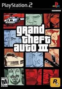 De GTA 3 pour cheats PlayStation 2