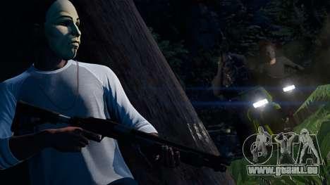 Jeu de recrues pour GTA Online Casses