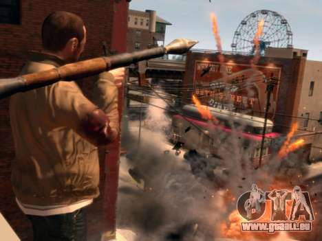 Release von GTA 4 für PS3, Xbox 360: Daten und Fakten