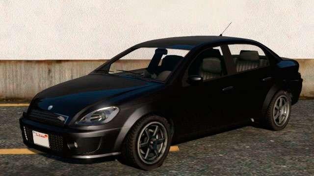 DeClasse Premier aus GTA 5