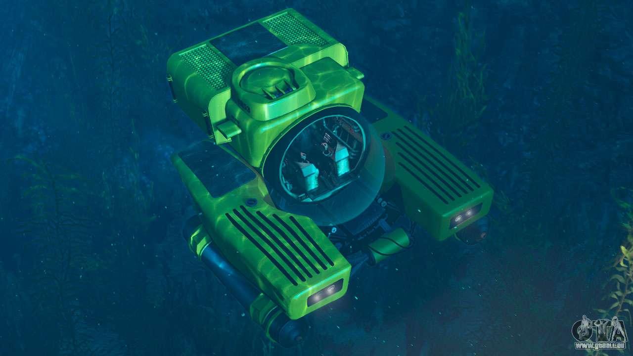 Kraken de GTA 5