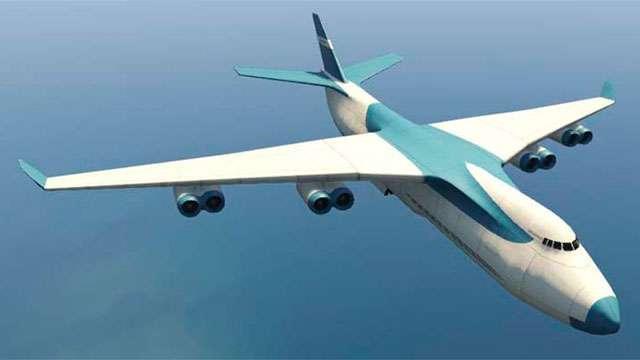 Cargo Plane aus GTA 5