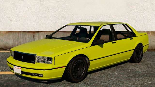 Albany Primo from GTA 5