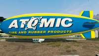 Atomic Blimp von GTA 5 - Seiten-Ansicht