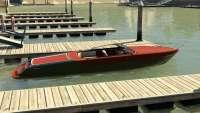 Pegassi Speeder von GTA 5 - Seiten-Ansicht