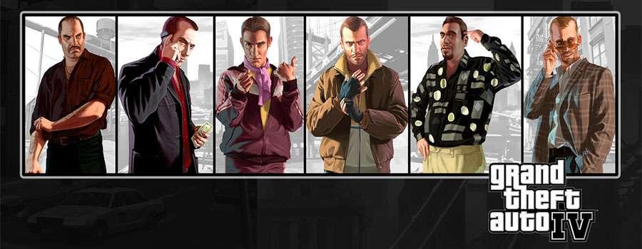 News GTA 4 Neuigkeiten und Gerüchten