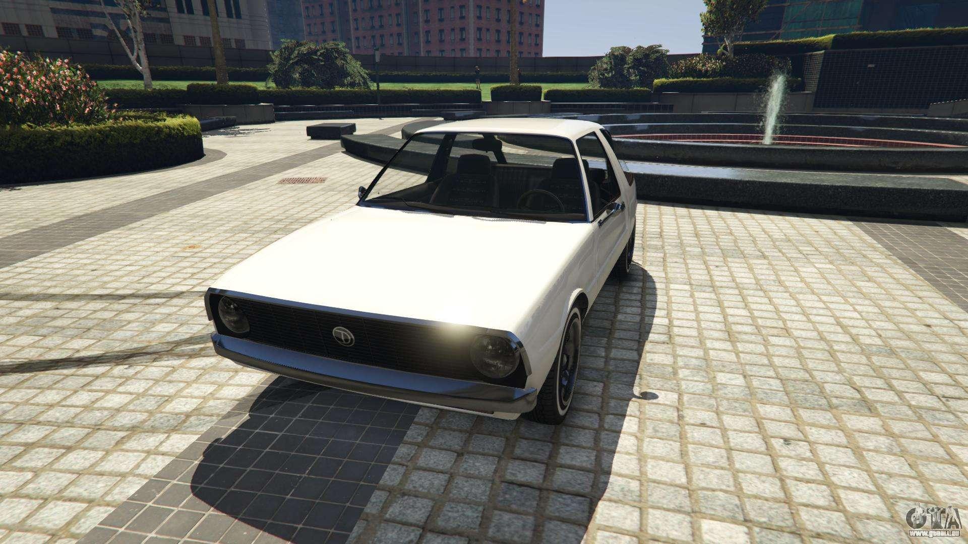 DeClasse Rhapsody de GTA 5
