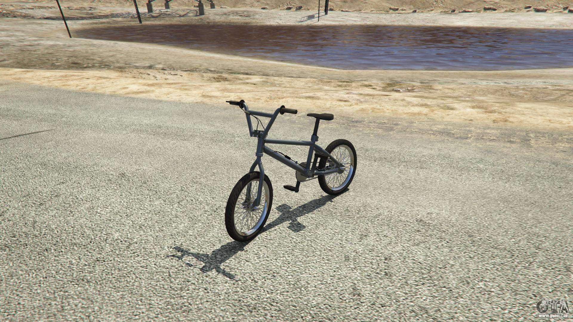 BMX aus GTA 5