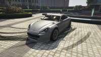 Dewbauchee Version von GTA 5 - Frontansicht
