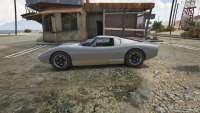 Pegassi Monroe GTA 5 - seitenansicht