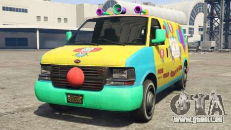 Vapid Clown Van