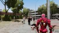 Iron Man costume dans le gameplay