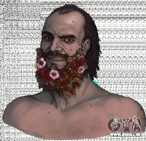 Fleur de Barbe Trevor