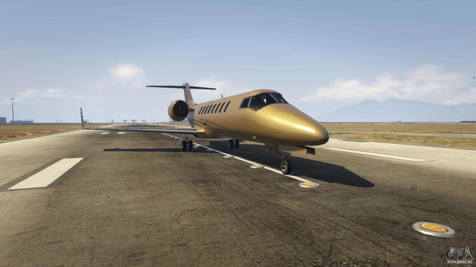 Buckingham Luxor Deluxe GTA 5