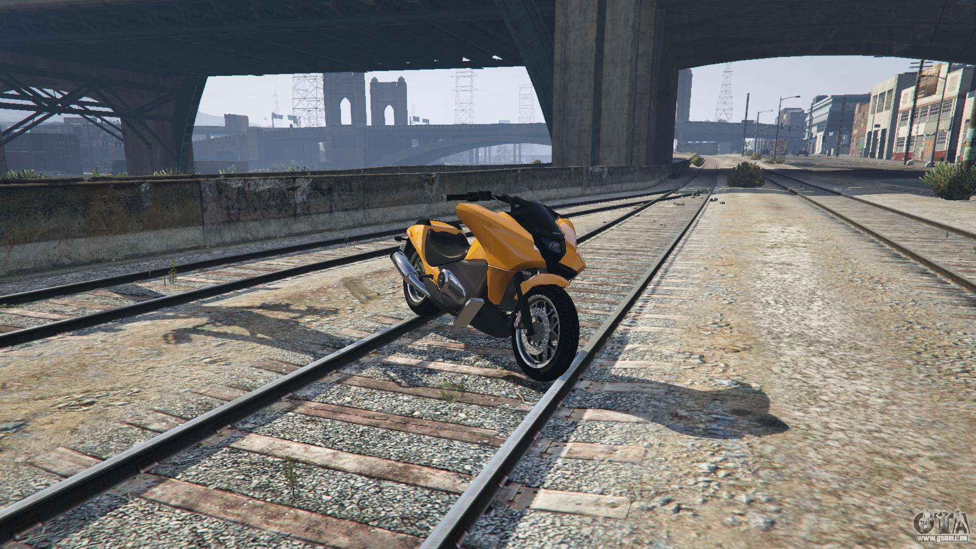Dinka Vindicator de GTA 5