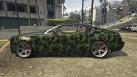 Enus Windsor de GTA 5 - seitenansicht