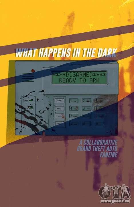 What Happens in the Dark