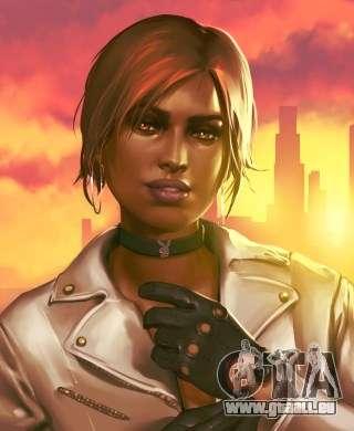 GTA Online-Charakter-Portrait