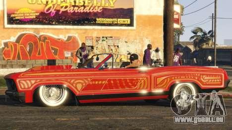 GTA online «Lowrider»