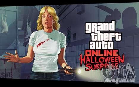 GTA Online: Surprise Halloween