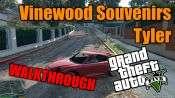 GTA 5 pas à pas - Vinewood Souvenirs - Tyler