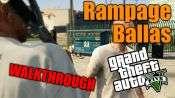 GTA 5 Seul Joueur pas à pas - Rampage: Ballas