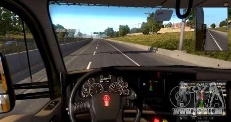 Gameplay American Truck Simulator