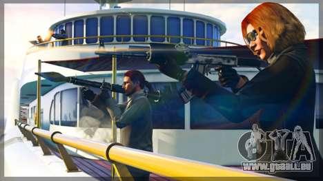 GTA Online-Geheimnisse: Wie man ein VIP, Teil zwei