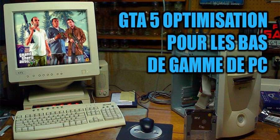 GTA 5 Optimisation