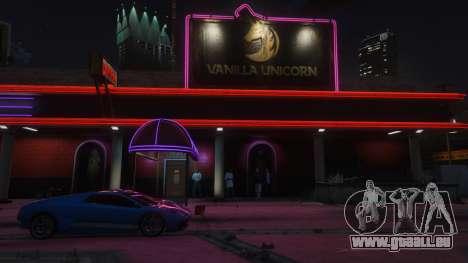 Strip-bar im GTA 5