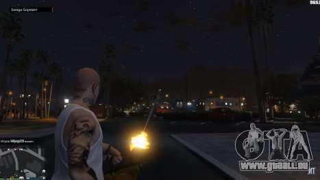 Pas de flics dans GTA Online!